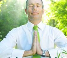 A Hot New Perk at Tech Startups: Meditation