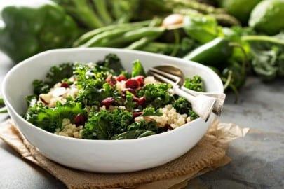 recipe kale quinoa salad