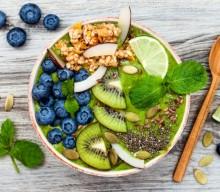 Recipe: Quinoa & Blueberry Breakfast Bowl