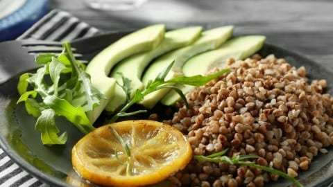 Grain-Free Plant-Based Diet